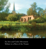Book cover - Phillips Memorial Park