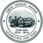 Great Tangley Manor - 1000 years